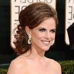 Hairstyles for mother of the bride or groom