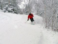 A perfect white Christmas in Vermont Vermont Skiing, White Christmas, Snow, Outdoor, Outdoors, Outdoor Games, The Great Outdoors, Eyes, Let It Snow