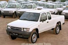 Toyota Hilux SSR TDi 4WD