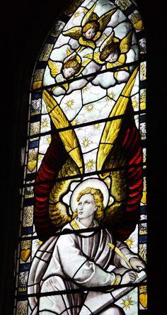 Angel, St. Conan's Kirk