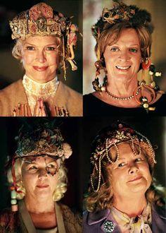Caro Eliza Bennett in Divine Secrets of the Ya-Ya Sisterhood