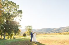 A Veritas Vineyard & Winery Wedding in Charlottesville, Virginia Photos by Katelyn James Photography