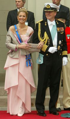 Princess Maxima and Prince Willem-Alexander - Netherlands