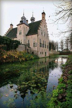 Kasteel Popta, Marsum, Frisia, Netherlands