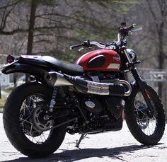 Triumph 900, Triumph Motorcycles, Triumph Street Scrambler, Cool Boats, Motorcycle Garage, Triumph Bonneville, Motorbikes, Classic, Design