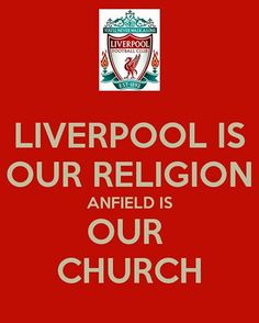 Liverpool Is Our Religion - Anfield Is Our Church Liverpool Fc Wallpaper, Religion, Spirituality, Spiritual