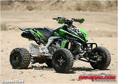 Monster Energy Atv