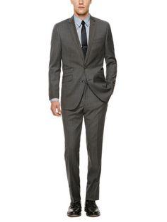 Ben Sherman Suiting Kings Shadow Stripe Suit