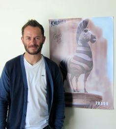 Greg Ellis is Thabo in Khumba Animation Studios, Jr, Meet, Guys, Fictional Characters, Fantasy Characters, Sons, Boys