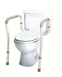 Toilet Support Rail - Carex