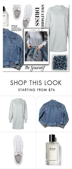 """""""Untitled #652"""" by valenouladls ❤ liked on Polyvore featuring Étoile Isabel Marant, adidas and Bobbi Brown Cosmetics"""
