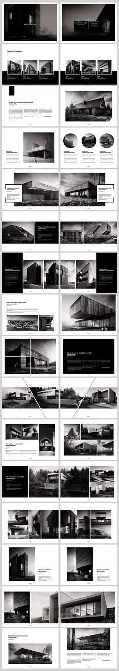 Architecture Landscape Brochure on Behance Arquitetura Paisagem Brochura on Behance Layout Design, Design De Configuration, Design Retro, Graphisches Design, Buch Design, Cover Design, Layout Cv, Design Table, Poster Layout