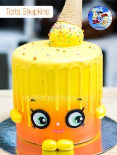 Torta Shopkins - Shopkins cake