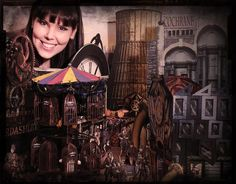 The Carousel of Shame set for Della Mortika. Carousel, Anime, Art, Art Background, Kunst, Cartoon Movies, Anime Music, Performing Arts, Carousels