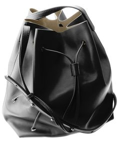 Valenz Handmande Julie Black Michelangelo Bag