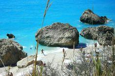Lefkada island, Ionian sea