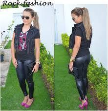 Rocker fashion!