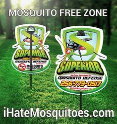 Backyard Mosquito Control