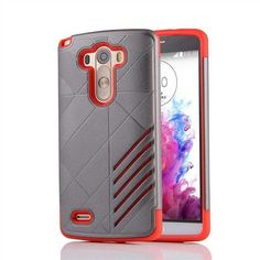 Mikoor Fashion Armor Plastic Hard 5.5For LG G3 Case For LG G3 D855 D850 F400 VS985 LS990 Cell Phone Case Cover