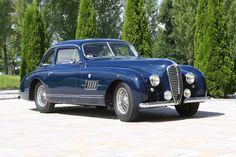 1950 Delahaye Type 135M 3.6-Litre Coupé  Chassis no. 801428 Engine no. 801428