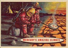 Mercury's Amazing Climate
