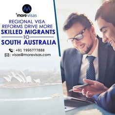 The Australian regional visas number that being awarded to migrants is increasing with states like South Australia utilizing the rush to fulfill acute skills deficits, far outpacing the increase in Victoria and New South Wales.  #AustraliaImmigration #AustraliaPR #WorkinAustralia #SkilledRegionalVisa #SkilledWorkerProgram #MoreVisas Work In Australia, South Australia, Australia Immigration, South Wales, Regional, Victoria, Number
