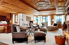 The Alpina Gstaad, Switzerland-Deluxe Rooms http://www.thealpinagstaad.ch