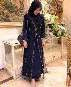 Kebaya Muslim, Muslim Dress, Dress Muslim Modern, Kebaya Modern Dress, Kebaya Dress, Kebaya Hijab, Hijab Evening Dress, Hijab Dress, Hijab Outfit