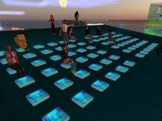 Award in Second Life Make Money Online, How To Make Money, Second Life, Awards, 3d, Research Projects