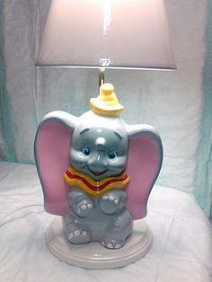 Lamp Dumbo by justforyouceramics on Etsy