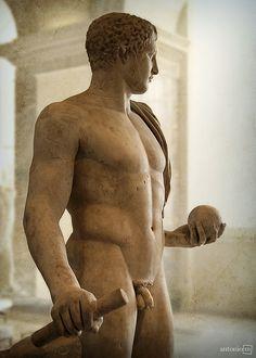 Diomedes,Musée du Louvre