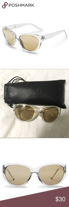 Amber Rose Sunglasses BRAND NEW! The Gloria style from the Amber Rose Collection. Never been worn & in the original case. Cheaper on ♏️ercari amber rose Accessories Sunglasses