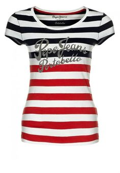 T-shirt damski Pepe Jeans WIZZARD S