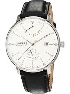 JUNKERS - Men's Watches - Junkers Bauhaus - Ref. 6060-5 ❤ Junkers