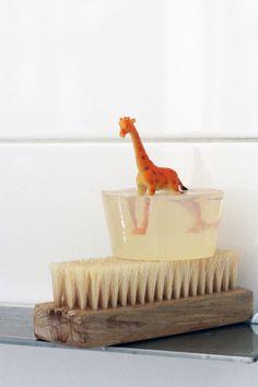 DIY kids soap. I'm so making this!