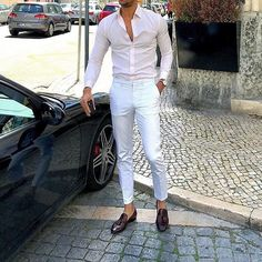 Wow urban mens fashion that look trendy 290015 Mens Casual Suits, Stylish Mens Outfits, Mens Fashion Suits, Casual Outfits, Formal Men Outfit, Designer Suits For Men, Classy Men, Look Chic, Menswear