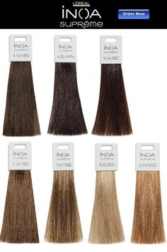 39 Oreal Inoa Color Chart Search Pictures Photos