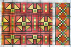 Ornaments and patterns (+oriental) Cross Stitch Patterns, Ornaments, Motifs, Crochet, Blog, Chart, Embroidery, Succulents, Oriental Pattern