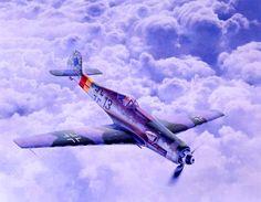 Focke Wulf Ta 152 by Shigeo Koike