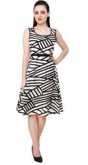 Aardee Women's A-line Dress