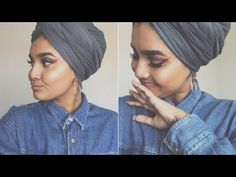 Turban Tutorial 2016 II Aysha Begum - YouTube
