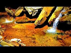 Meditation Music and Waterfalls - YouTube