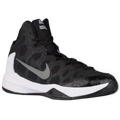 super popular ab088 b66ed Nike Zoom Without A Doubt Black Mens High Basketball Hyperdunk Hyperrev Size  14  Nike