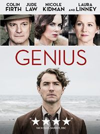 Renowned editor Maxwell Perkins (Colin Firth) develops a friendship with author Thomas Wolfe (Jude Law) while working on the writer's manuscripts. Movie To Watch List, Tv Series To Watch, Good Movies To Watch, See Movie, Great Movies, Film Movie, Jude Law, Genius Movie, Period Drama Movies