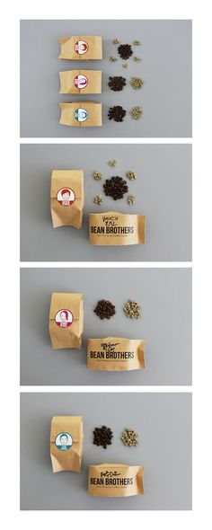coffee subscription BEAN BROTHERS / JULY BOX  www.beanbrothers.co.kr