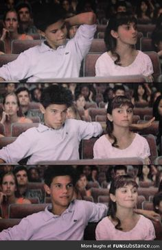 This is so cute. A young Taylor Lautner and young Alyson Stoner. Movies And Series, Movies And Tv Shows, Alyson Stoner, Cheaper By The Dozen, Baby Taylor, Young Love, Jurassic World, Hopeless Romantic, Movies Showing