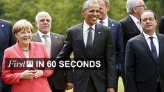 FirstFT  – G7 climate targets, HSBC job cuts