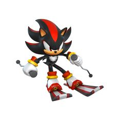 Shadow (Mario & Sonic At The Winter Olympic Games)
