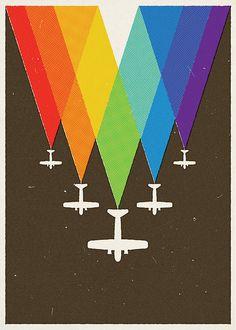 Aircraft spectrum