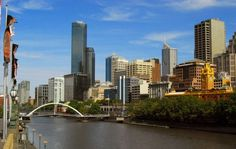 Melbourne ~ Australia  ~  Melbourne is the second largest city in Australia and perhaps it's most cultured and politically conservative city. The charming Victorian-era architecture, numerous museums, art galleries, theaters and spaciously landscaped parks and gardens makes Melbourne a definite destination.